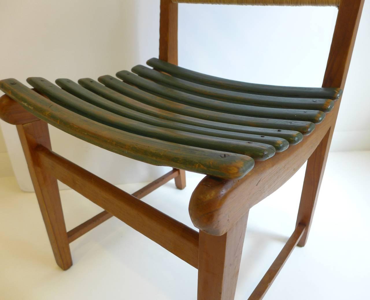 Michael Van Beuren Chair for Domus For Sale 1