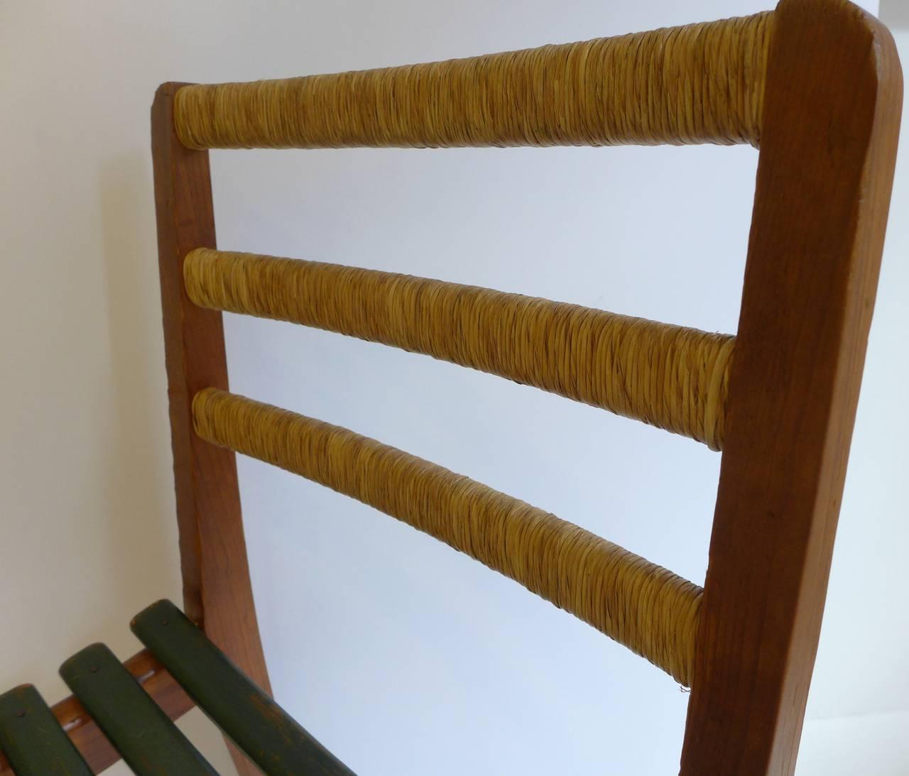 Michael Van Beuren Chair for Domus For Sale 2