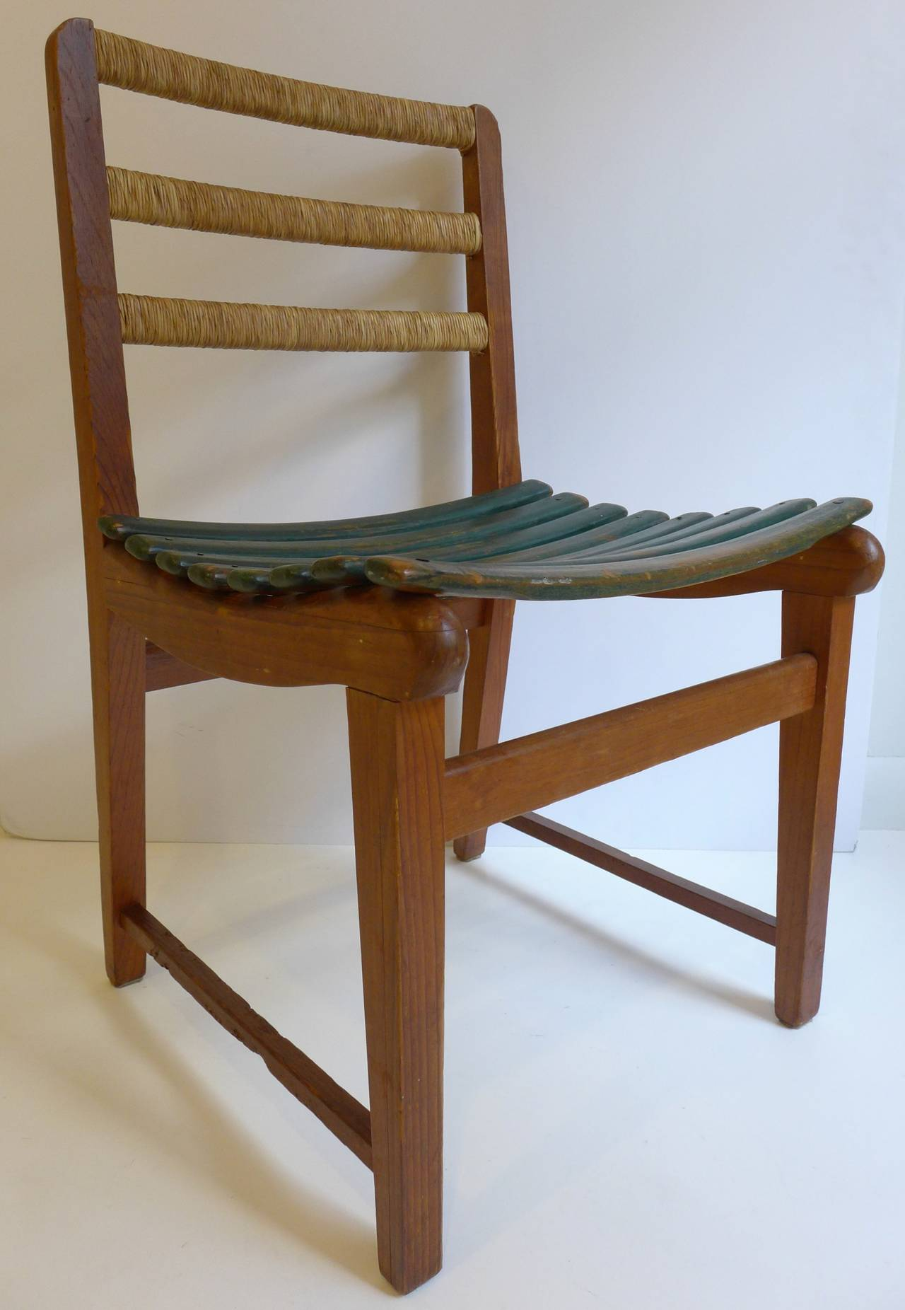 Mexican Michael Van Beuren Chair for Domus For Sale