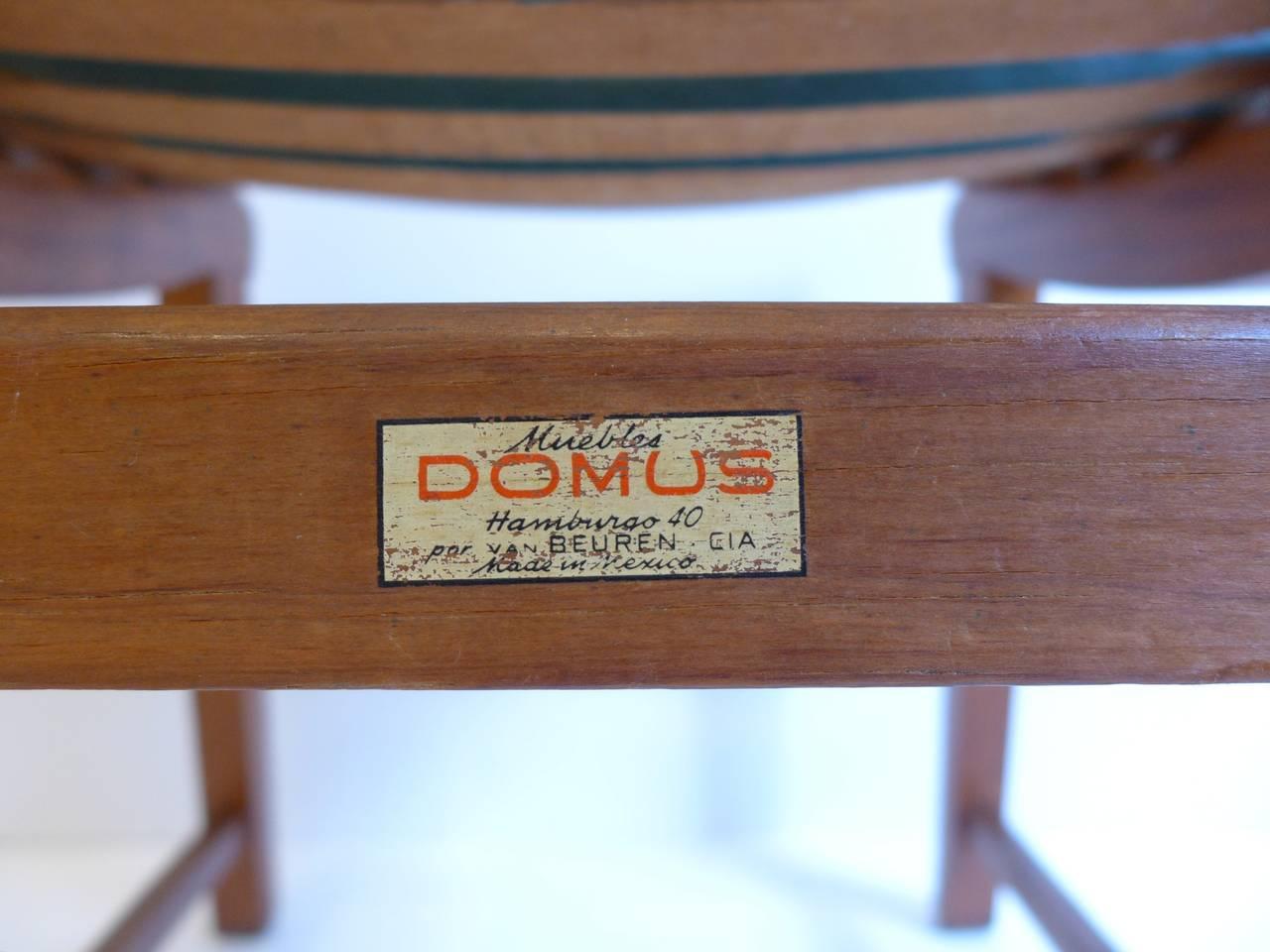 Michael Van Beuren Chair for Domus For Sale 3