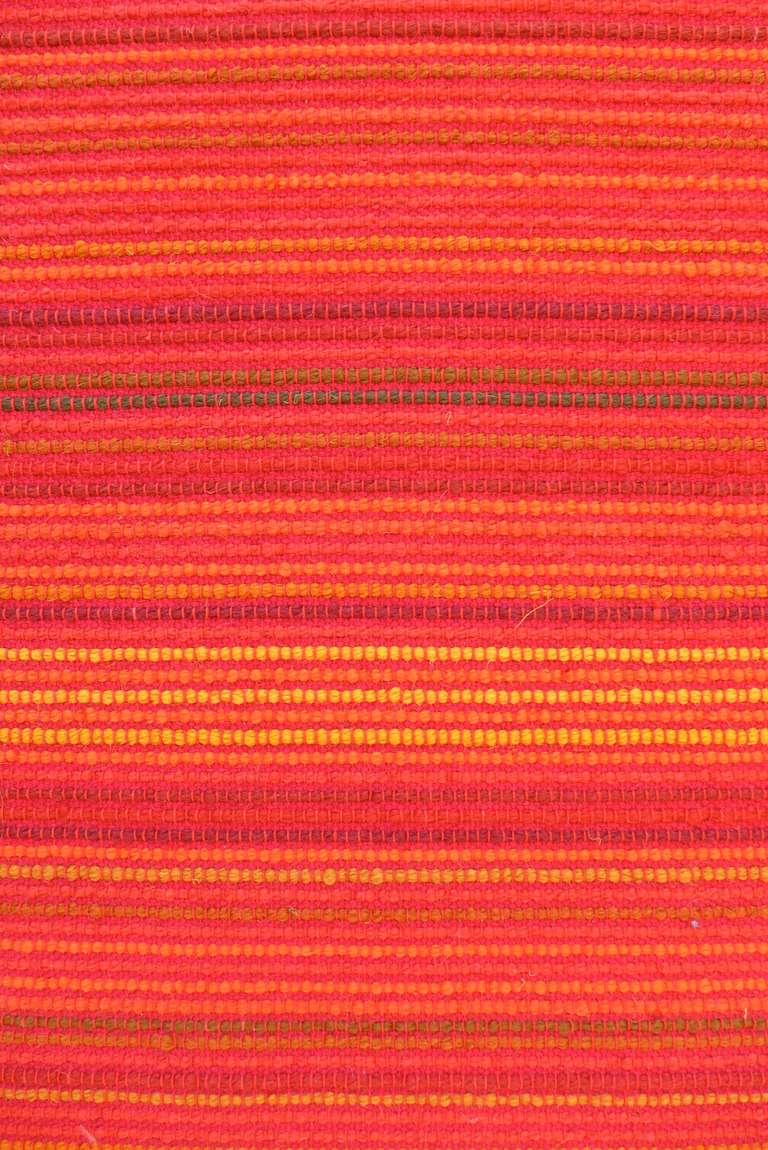 Scandinavian Modern Wall-hanging Textile by Ritva Puotila