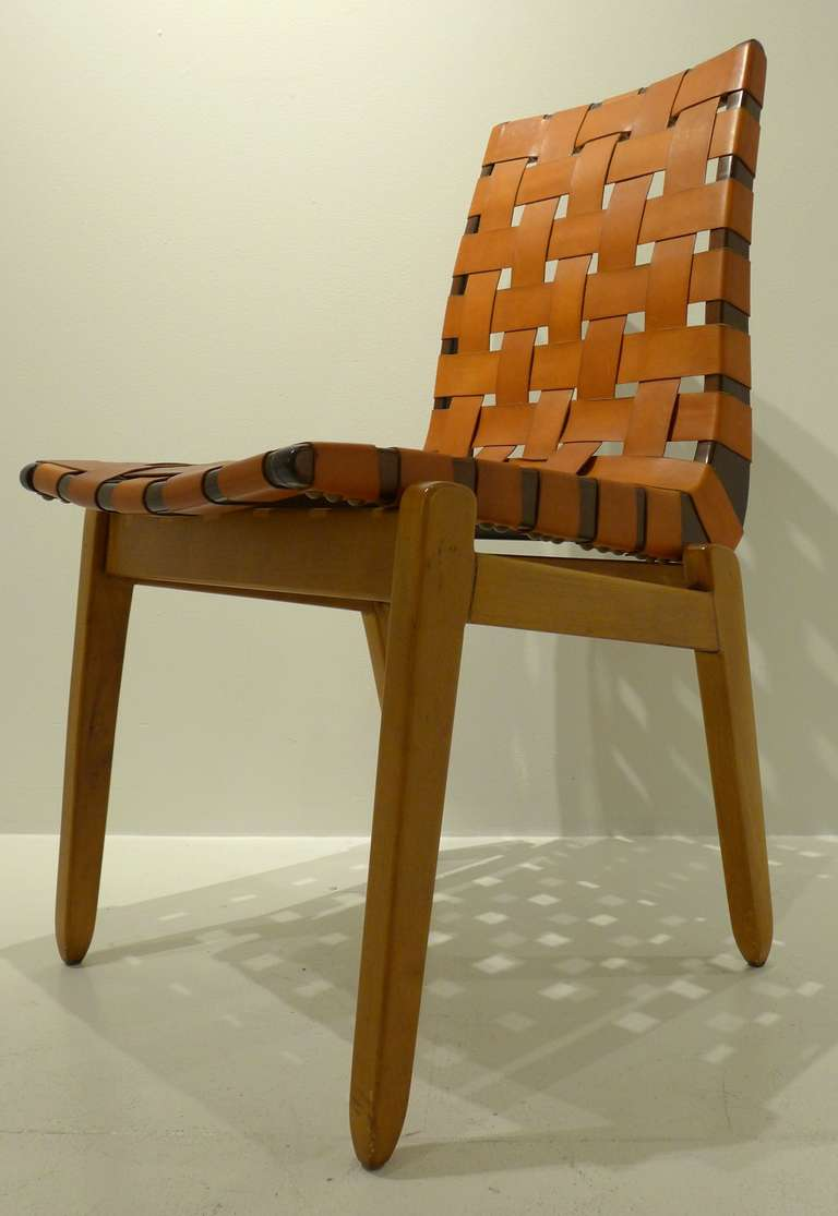 Set of six abel sorenson chairs for knoll at 1stdibs - Knoll inc chairs ...