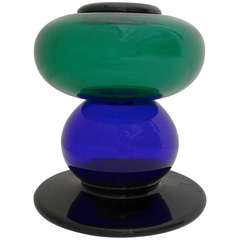 "Ettore Sottsass ""Diodata"" Vase for Vistosi"