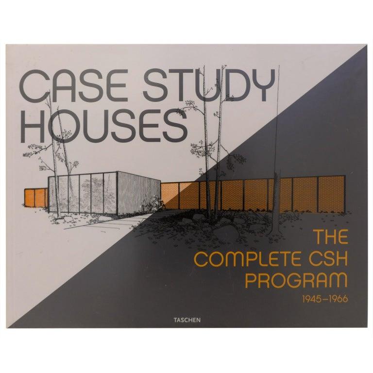 case study houses book taschen