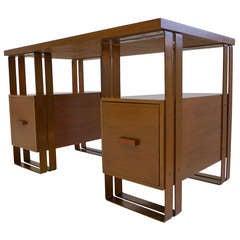 Rare Machine Age Donald Deskey Desk