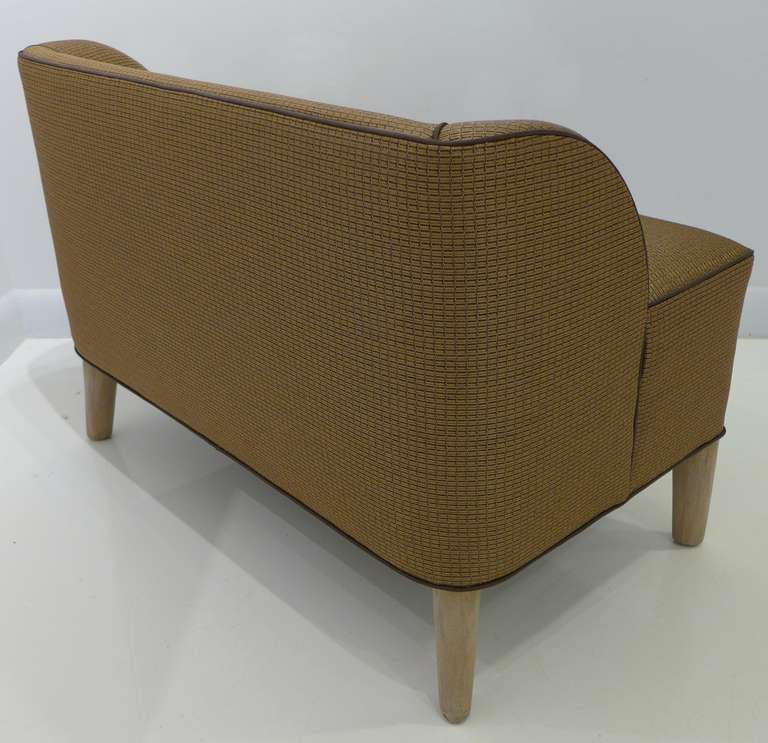 Mid-20th Century 1938 Dunbar Slipper Bench For Sale