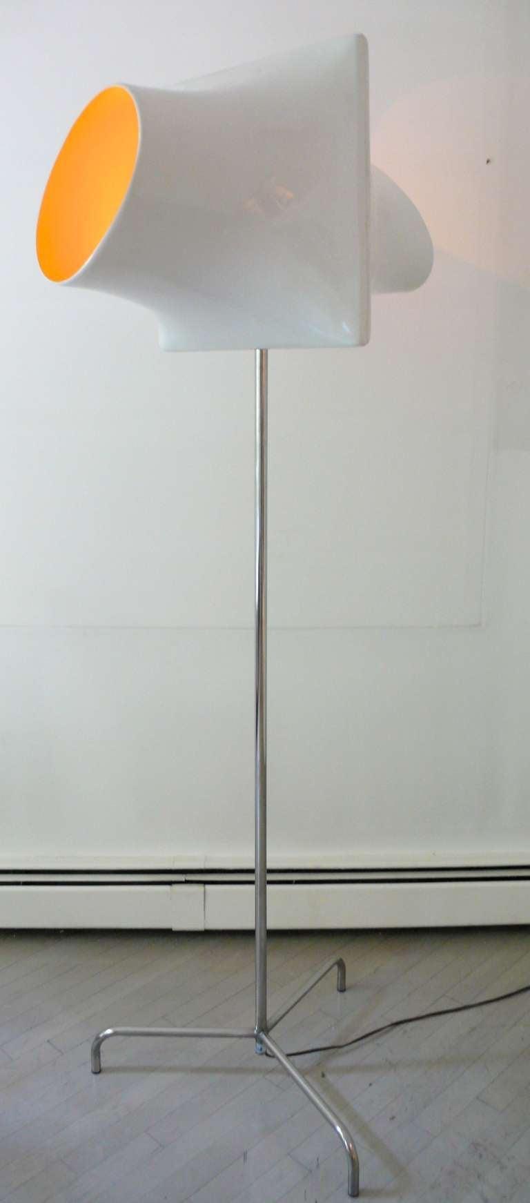 Mid-Century Modern Karim Rashid Prototype Light Sculpture For Sale