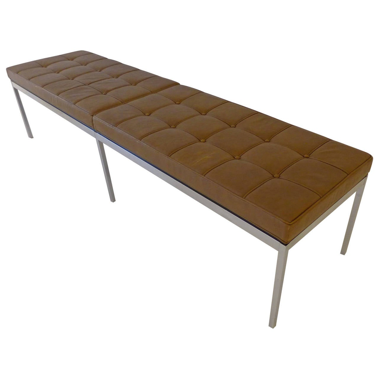 Florence Knoll Bench At 1stdibs
