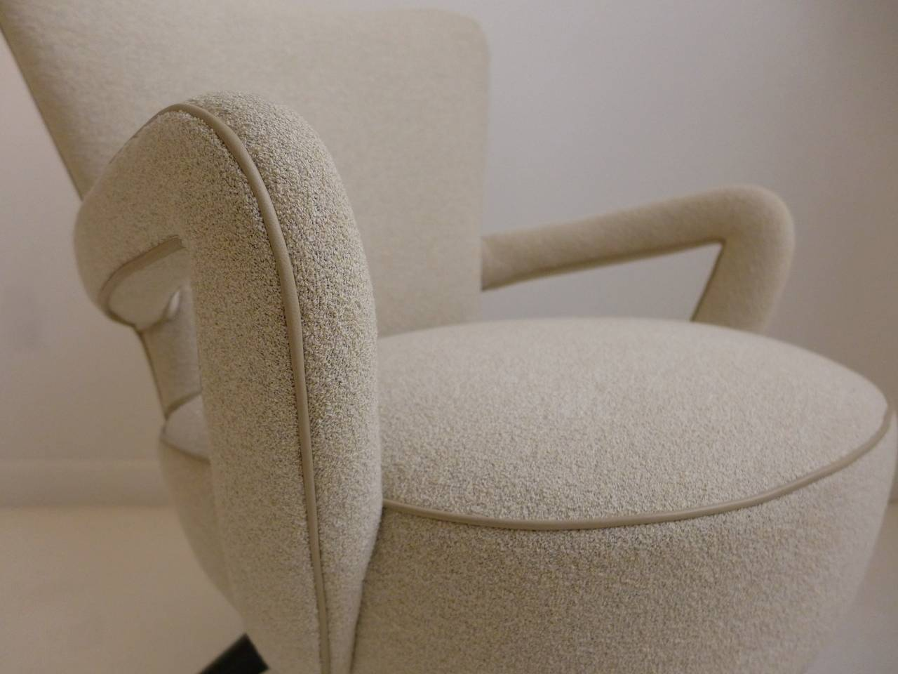 Pair of Armchairs For Sale 1
