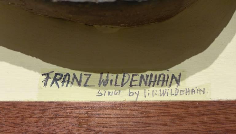 Frans Wildenhain Ceramic Mural For Sale 1
