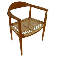 """The Chair"" by Hans Wegner"