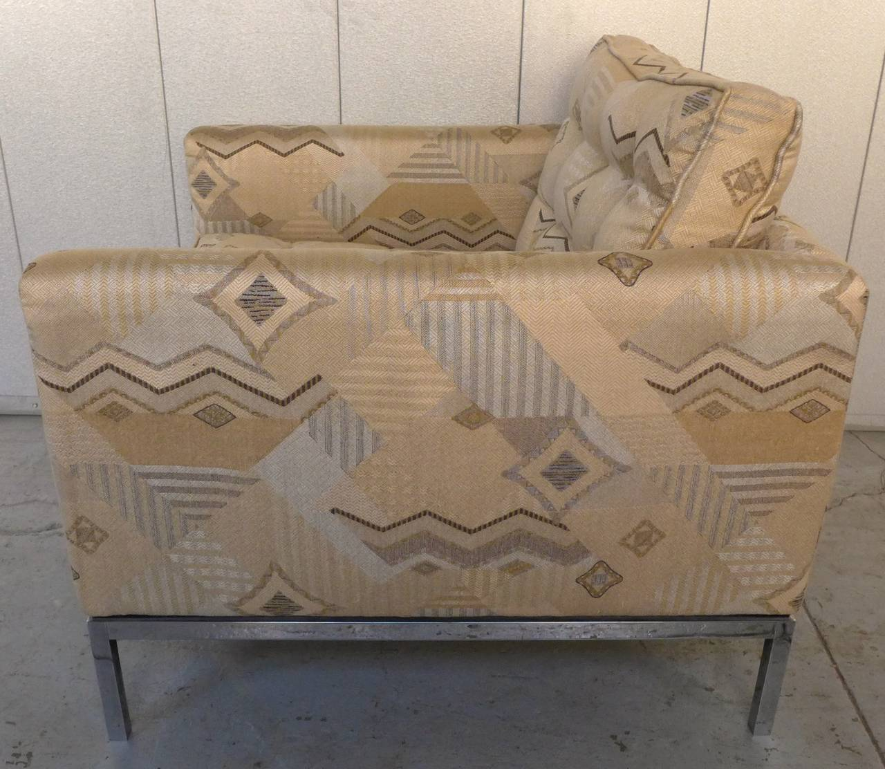 American Florence Knoll Club Chair For Sale