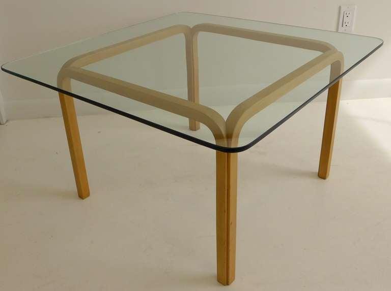 alvar aalto cocktail table for sale at 1stdibs. Black Bedroom Furniture Sets. Home Design Ideas