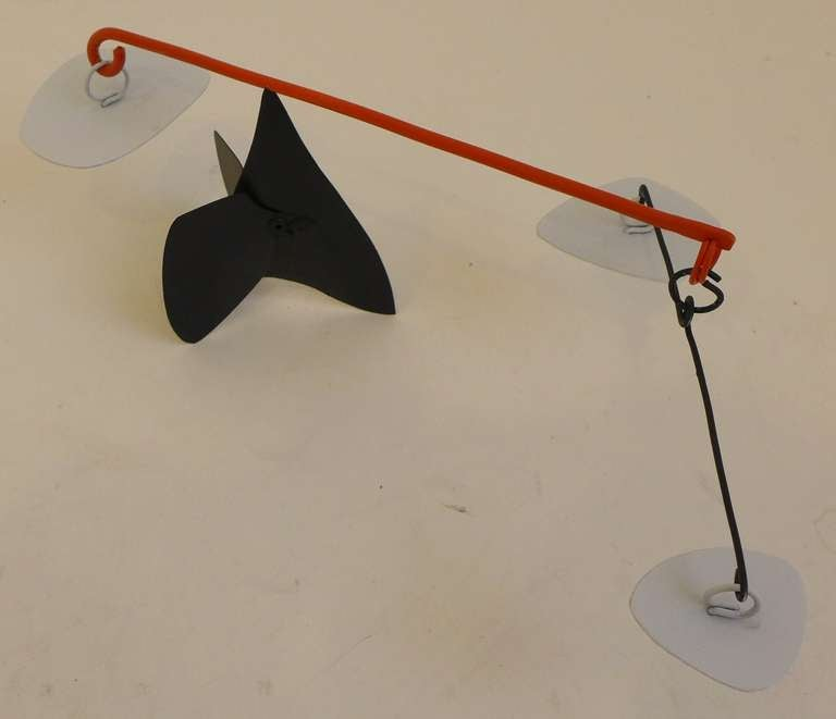 Mid-Century Modern Mobile by Jim Hunter For Sale