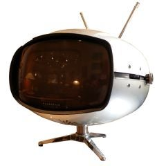Panasonic Space Capsule TV