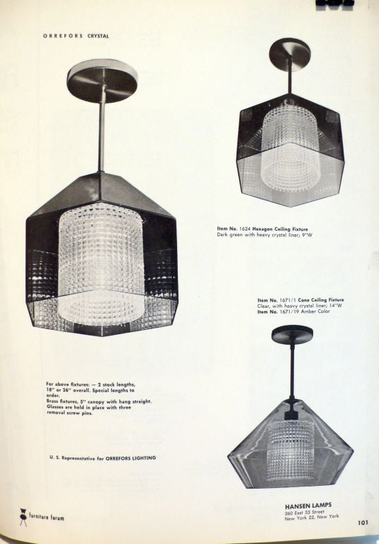 Paper Furniture Forum for 1963 For Sale