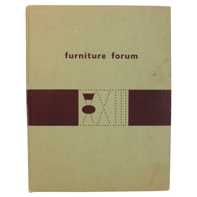 Furniture Forum for 1963