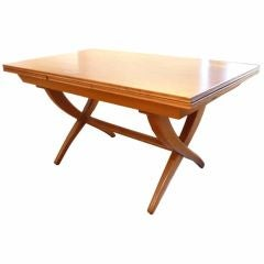 Guglielmo Pecorini Extension Dining Table