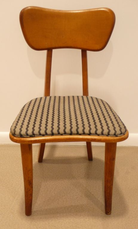 American Hatfield/Craig Organic Design Chair For Sale