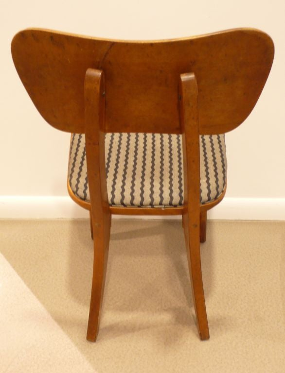 Mid-20th Century Hatfield/Craig Organic Design Chair For Sale
