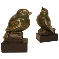 Jan and Joel Martel Birds