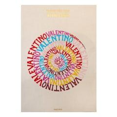 Art Edition of Taschen's Valentino Book