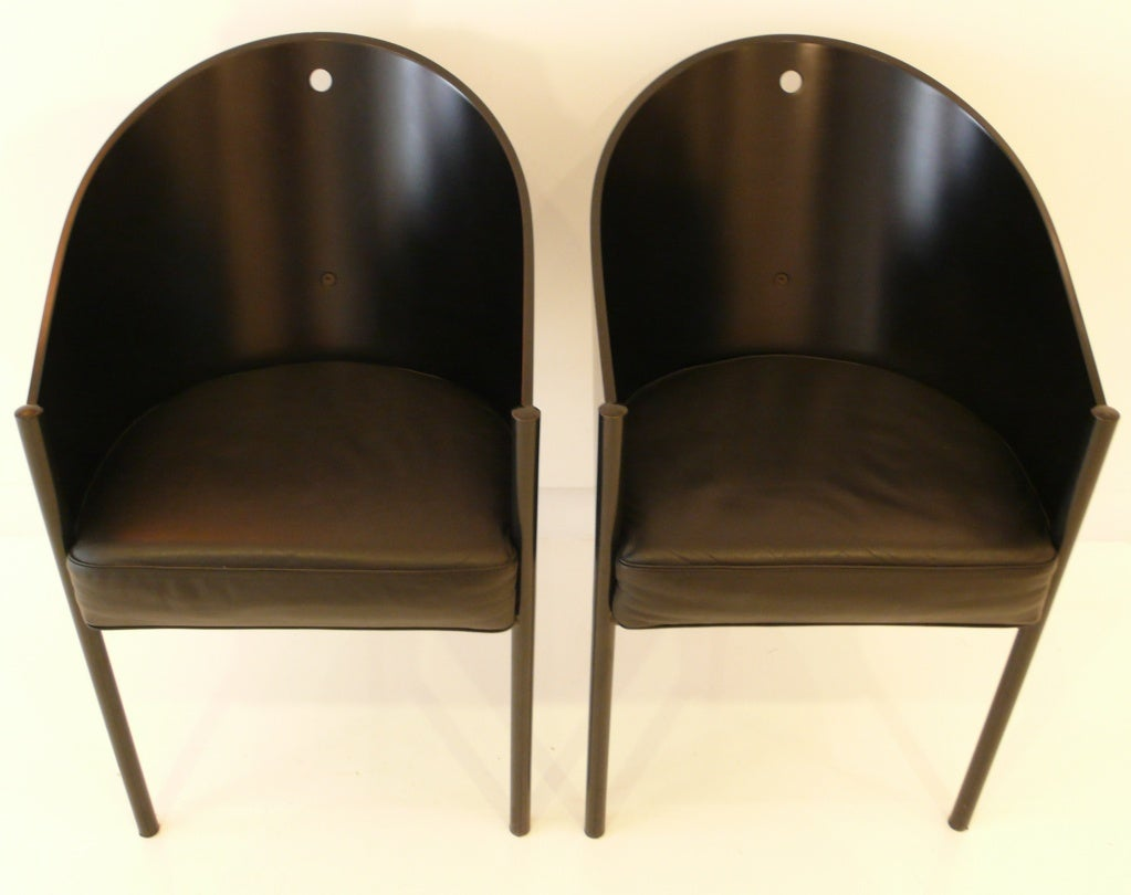 Set Of Four Philippe Starck Costes Chairs Image 2