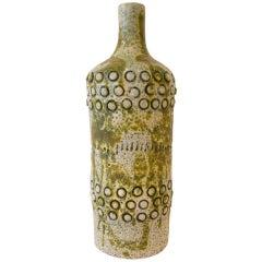 Tall Italian Ceramic Vase