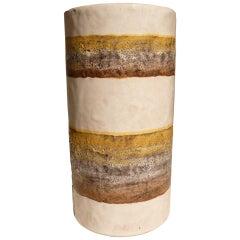 Tall Ceramic Vase for Raymor
