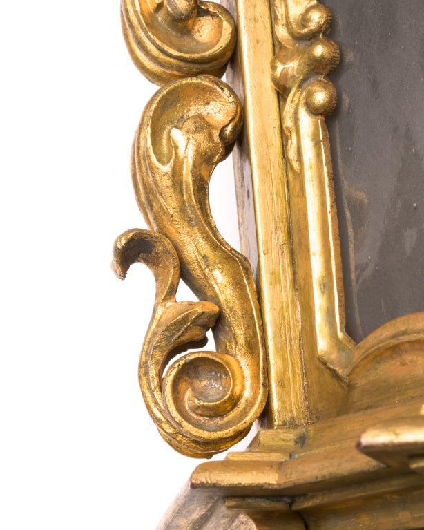 An Ornate Gilt Bronze Lantern image 3