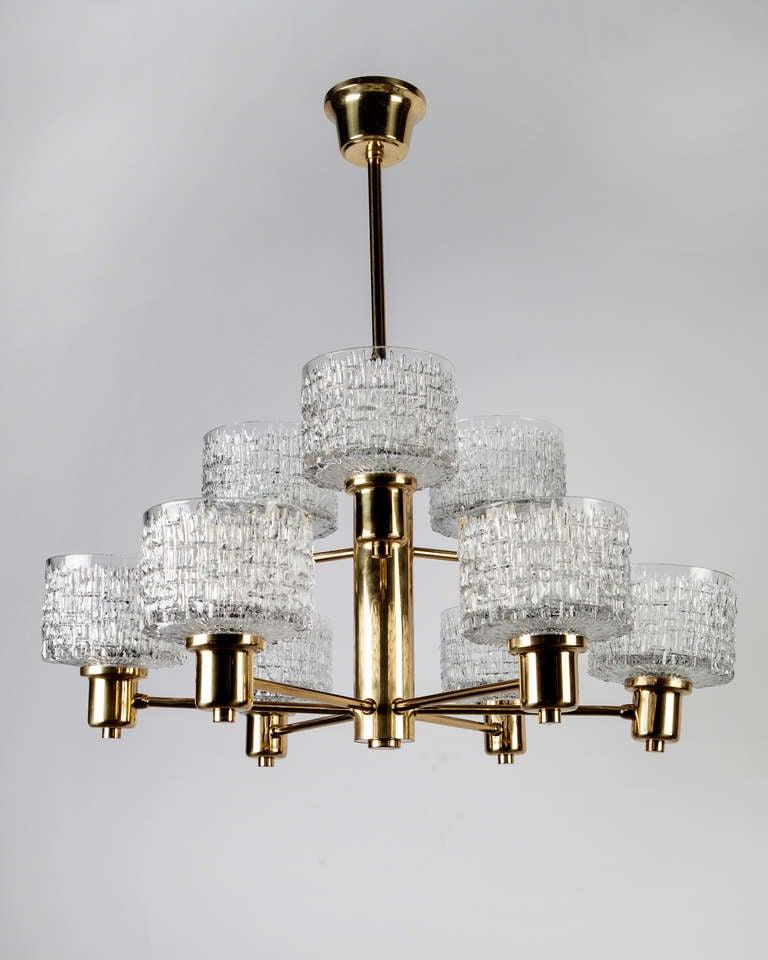 hans agne jakobsson chandelier for sale at 1stdibs. Black Bedroom Furniture Sets. Home Design Ideas