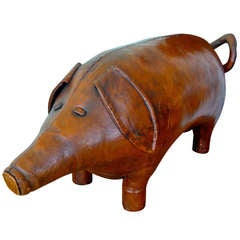 Abercrombie+Fitch Leather Pig