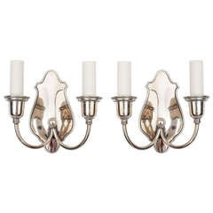 A Pair Of Bradley And Hubbard Sconces