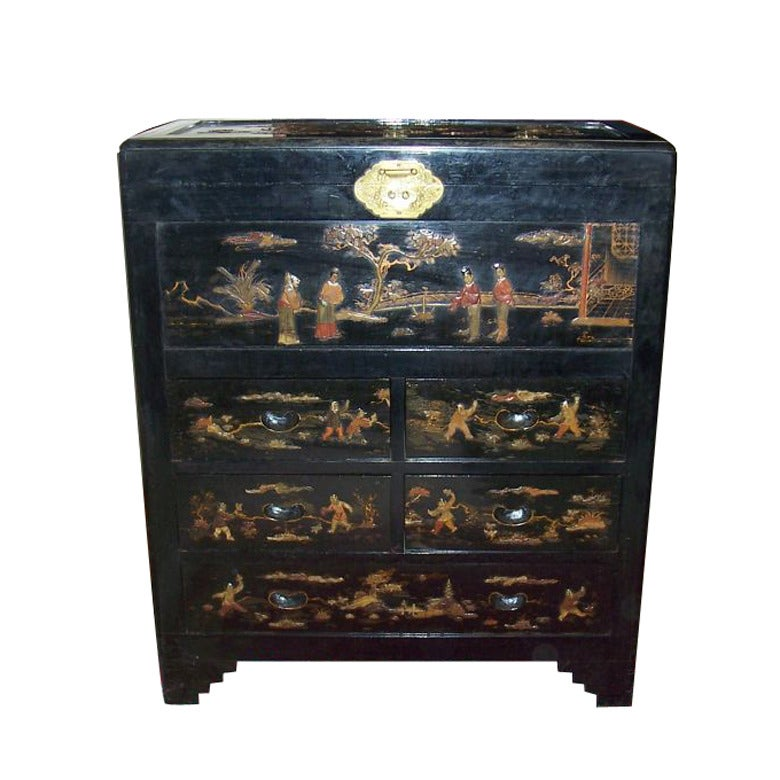 Chinese Cabinet Bar At 1stdibs