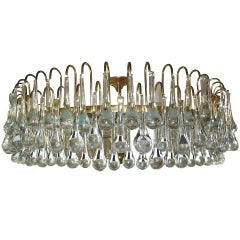 Large Moderne Light Fixture