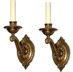 Neoclassic Single-Light Sconces