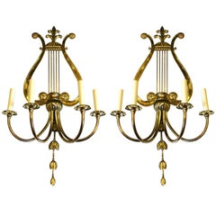 Neoclassic Style Sconces