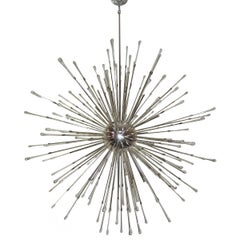 Very Large Moderne Sputnik Chandelier