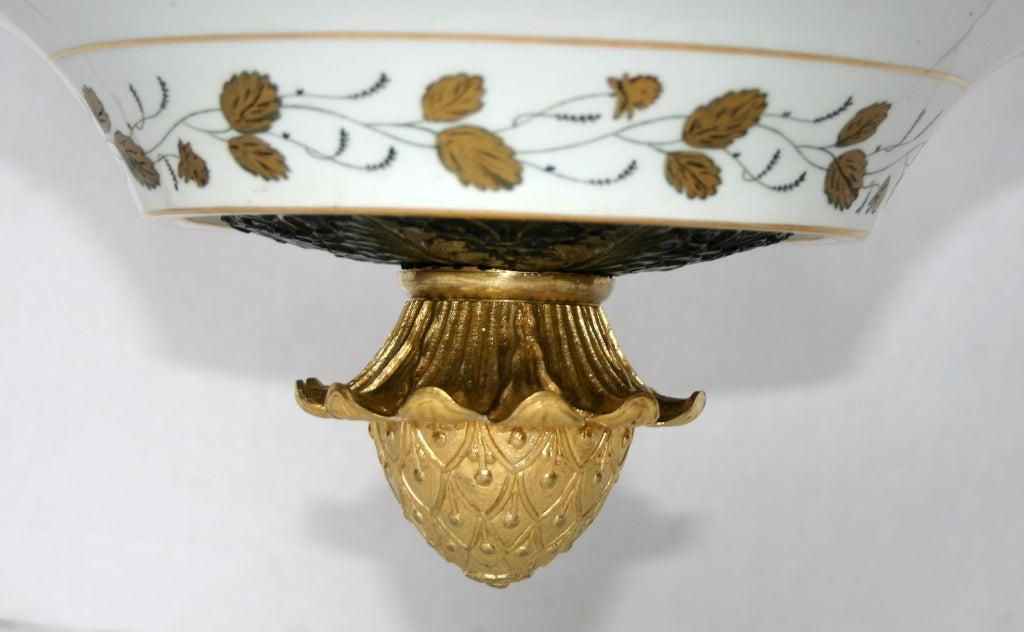 Porcelain Empire Style Chandelier 9