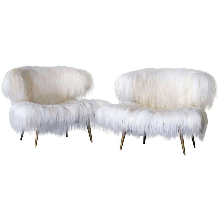 Woolly Bella Chair by Videre Licet