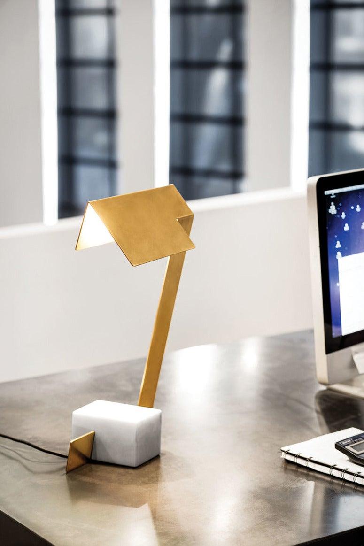 Clark table lamp by lambert et fils for sale at 1stdibs for Table franco et fils