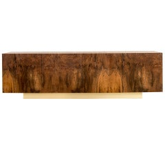Walnut Credenza by Twentieth Studio