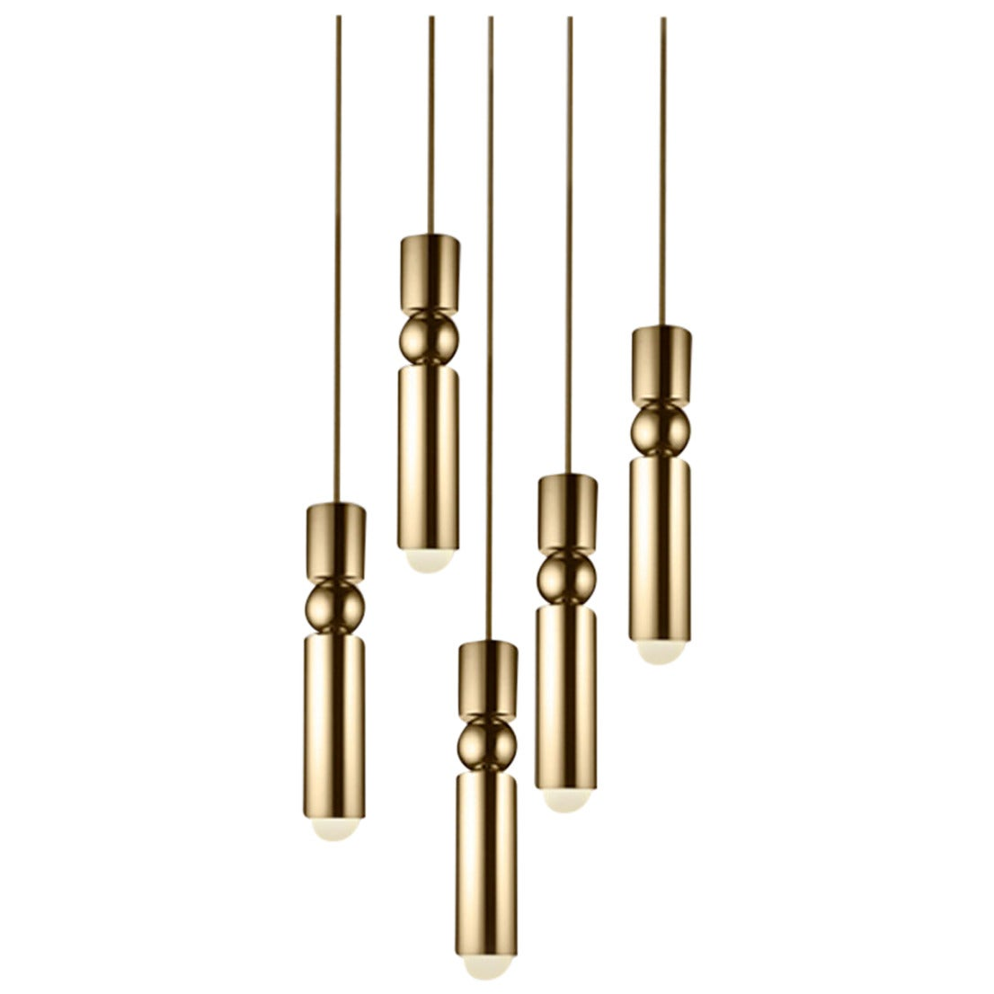 Fulcrum Chandelier By Lee Broom For Sale At 1stdibs