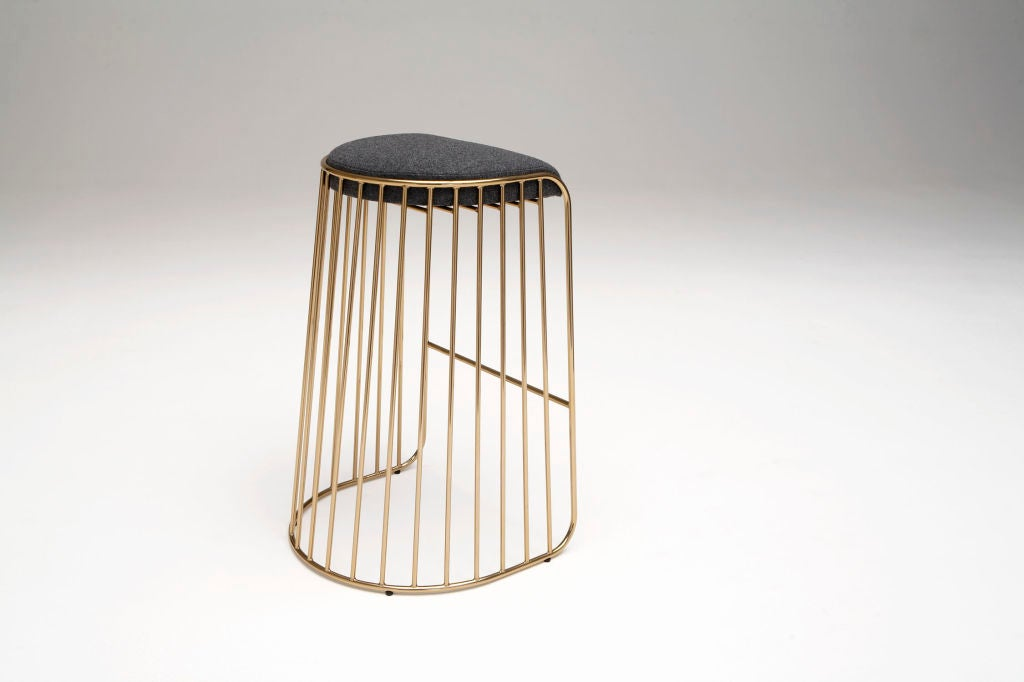 Bride S Veil Stool By Phase Design For Sale At 1stdibs
