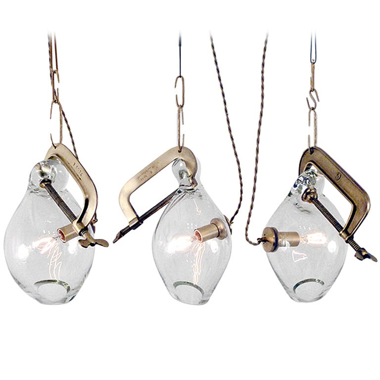 Clamp Light by Lindsey Adelman For Sale
