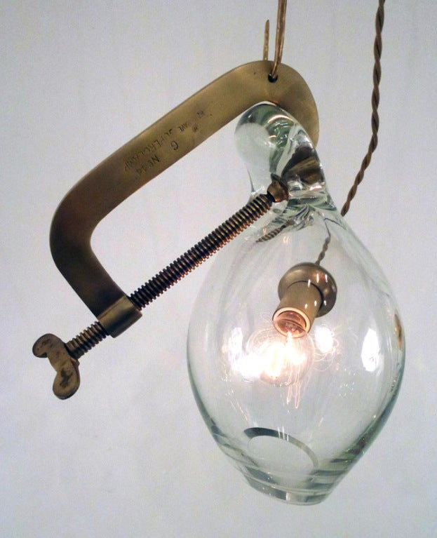 American Clamp Light by Lindsey Adelman For Sale