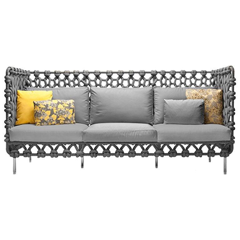 Cabaret Sofa by Kenneth Cobonpue at 1stdibs