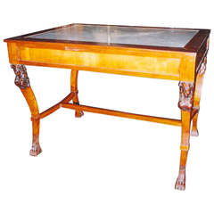 First Empire Centre Table