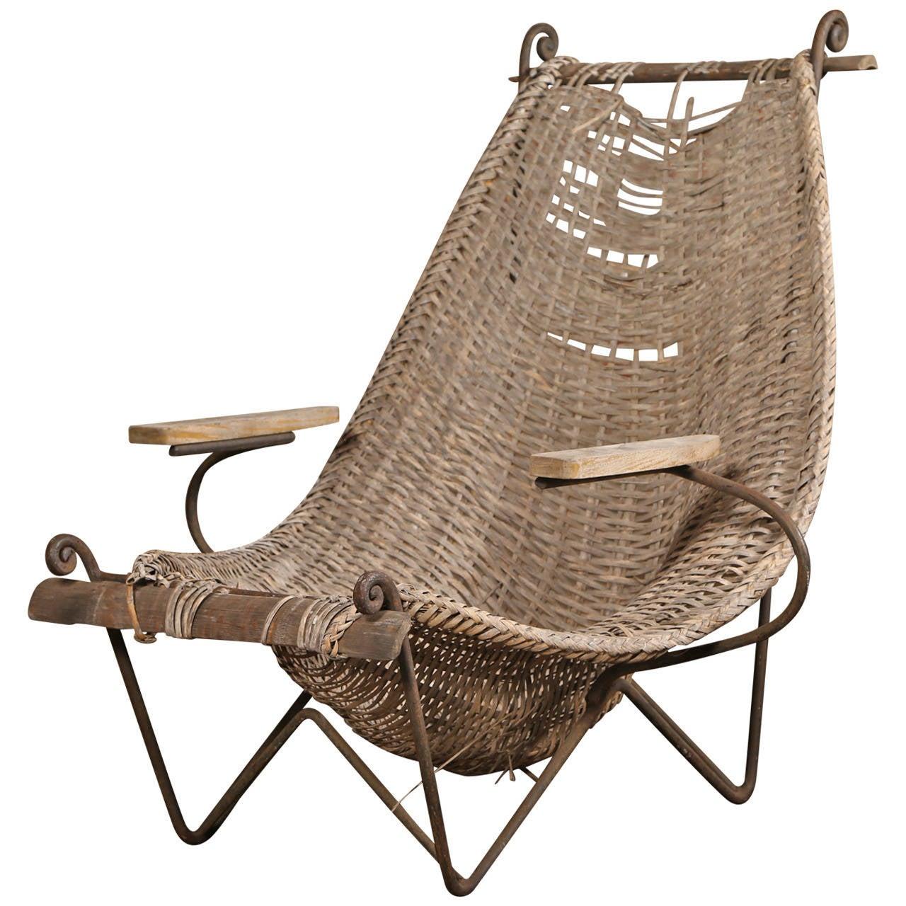 John Risley Lounge Chair Original Vintage Mid Century Modern