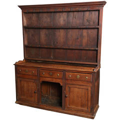 19th Century Country Hutch